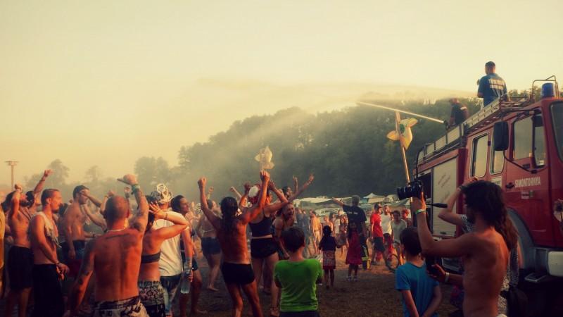 Nackt ozora festival Ozora Festival